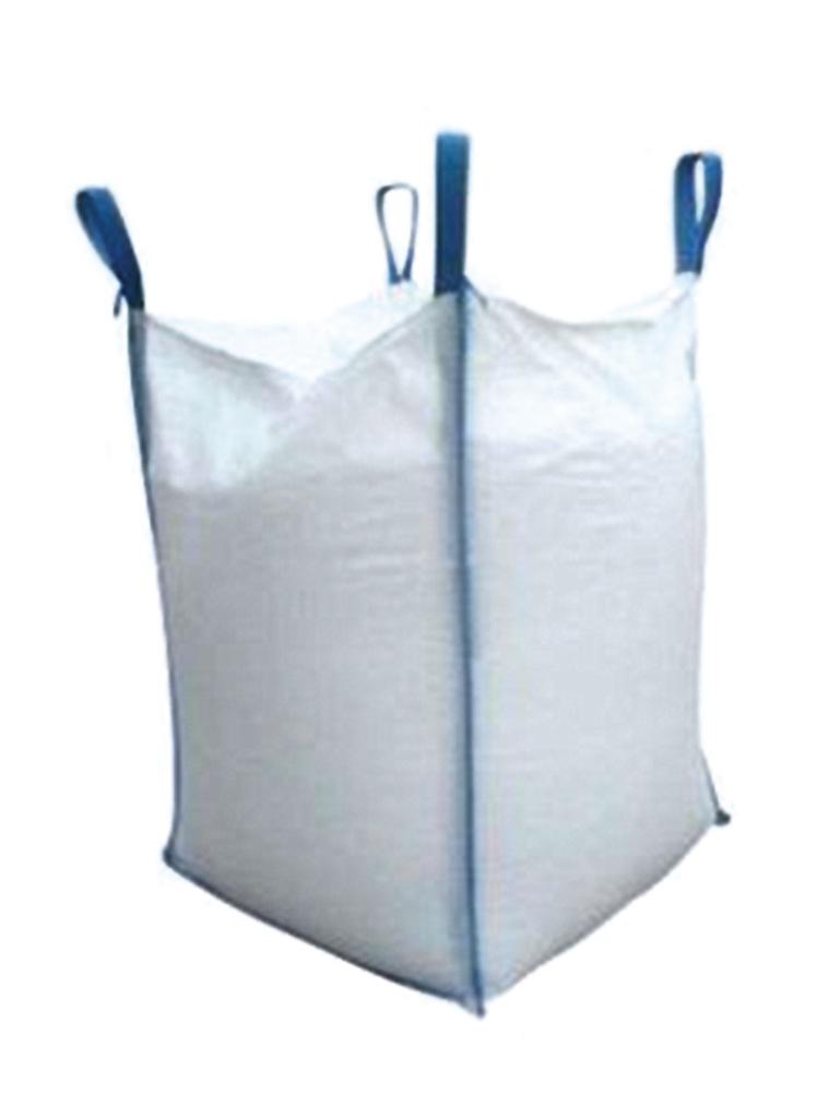 Es uno de los modelos más eficaces e idóneos de Big Bags para el envasado de grandes cantidades de productos secos. Estos Big Bags se pueden fabricar con tejido de polipropileno tubular o plano. Como estándar, estos Big Bags se entregan con las especificaciones siguientes: con recubrimiento, sin recubrimiento, ventilados y con bolsa interior. También es posible imprimirlos en varios colores y tejidos de diferentes colores. Las propiedades únicas, como el peso del Big Bag vacío, la enorme capacidad de carga, la posibilidad de reciclaje y el uso de los Big Bags sin la necesidad de usar pallets hace que los Big Bags de 4 asas son un fenómeno conocido en diferentes industrias desde hace años.